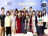 AFC Khai giảng khóa Kiểm soát nội bộ