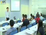 CFO K26 đồng hành cùng PGS.TS Nguyễn Văn Định phân tích Báo cáo Tài chính