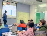 CFO K43 thực hành Quản trị tài chính dự án đầu tư cùng chuyên gia