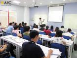 Cùng học viên CFO thực hành lập kế hoạch tài chính doanh nghiệp