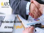 Đọc báo cáo kết quả hoạt động Kinh doanh