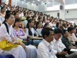 Hội thảo Bí quyết thành công với nghề Kiểm toán Kế toán