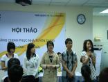 Hội thảo: Kỹ năng chinh phục nhà tuyển dụng Tài Chính – Kế Toán thành công rực rỡ