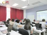 Lớp CFO K33 tại Hà Nội tìm hiểu báo cáo Lưu chuyển tiền tệ, dự toán và quản trị dòng tiền