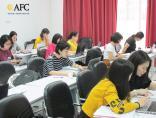 Lớp Giám đốc Tài chính CFO K30 thực hành Phân tích tài chính
