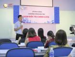 Lớp Giám đốc Tài chính CFO K41 khai giảng Module Phân tích tài chính