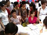 Students took great care to job opportunities at AFC Vietnam