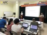 Tổng kết khóa đào tạo inhouse: Kế toán quản trị doanh nghiệp