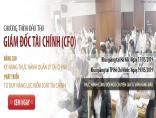 Thông tin lịch khai giảng lớp Giám đốc Tài chính CFO K35 học tại TP Hồ Chí Minh