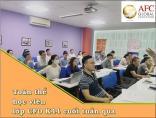 Tìm hiểu Module Lập kế hoạch tài chính cùng lớp CFO K44 TP. Hồ Chí Minh