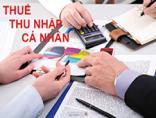 Thông tin nổi bật về thuế, bảo hiểm cho cán bộ công chức