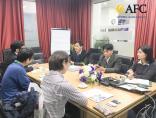 Viện Quản trị Tài chính AFC gặp gỡ đối tác Nhật Bản nâng tầm cơ hội phát triển hợp tác quốc tế